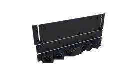 Панель с 6 кабельными вводами для панелей Systimax High density 4RU
