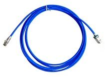 Претерминированный кабель UTP RJ45 гнездо/RJ45 вилка,Cat.6, калибр: 24AWG, Оболочка: LSZH, EuroClass: Dca, диаметр: 5.72, -20-+60 град.