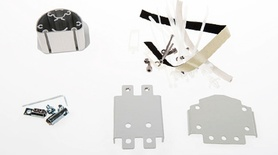 FIST™ Universal Side Termination Kit for 2 IFC or breakout cables from top or bottom