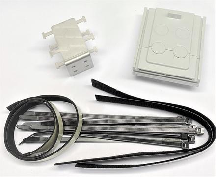 Комплект для герметизации кабельного ввода в бокс BUDI до 4 кабелей диаметром до 15 мм