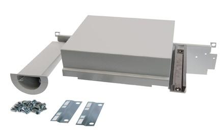 """Полка для организации кабелей для центральной секции шкафа FIST™ GR3, с возможностью крепления в шкафы типоразмероа ETSI, ширина:  19"""""""