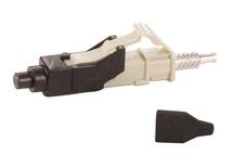 Бесклеевой соединитель LightCrimp Plus LC-Simplex, 50/125 мкм, установка на кабель 1.6-2.0 мм