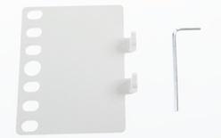 """Комплект кронштейнов для панели FIST™ шириной 15"""" высотой 2RU для монтажа в шкаф ETSI"""
