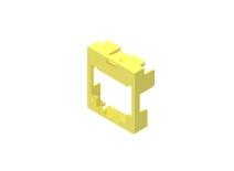 Маркерная насадка для гнезда AMPTWIST SLX, цвет: жёлтый уп.: 50