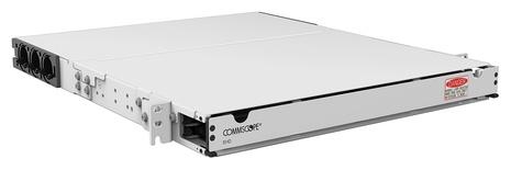 Выдвижная панель SYSTIMAX® EHD High Speed Migration. Высота: 1RU, Ёмкость: до 6 кассет EHD ULL, сплайс кассет или EHD MPO адаптеров, до 72 duplex LC или до 72 MPO, цвет: белый