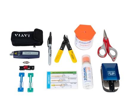 Комплект инструмента для монтажа разъёмов Qwik II в комплектации Premium