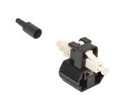 Бесклеевой разъём OptiSPEED® Fiber Qwik II-LC Connector™ MM, цвет: бежевый