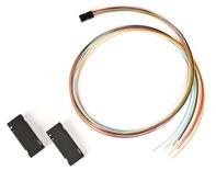 12 Fiber Breakout Kit, loose tube