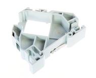 Адаптер на DIN-рейку для гнезда SL-типа или AMPTWIST