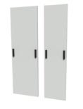 Комплект дверей для шкафа FACT™ в конфигурации inerconnect. Комплект: 2 двери, 2 ручки на каждой двери совместимые с замками по DIN 18252 (EN 1303), замки не включены