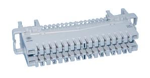 LSA-PLUS® Connection Module, cat 3, 8-pair