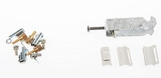 Внешний фиксатор кабеля С-типа для шкафа FIST™ GR2/3 для 3 кабелей диаметром 12-16 mm