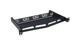 Угловая коммутационная панель серии AGILE выдвижная открытая, до 4 модулей G2 или адаптеров, до 48 LC Duplex или 32 MPO портов