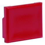 Заглушка порта для розеток M-серии M21A, цвет: красный