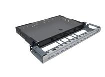 Коммутационная панель Systimax 1RU до 4xG2 модулей с фронтальным кабельным органайзером