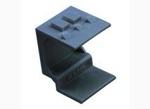 Заглушка порта RJ45 для лицевых панелей розеток, цвет: чёрный