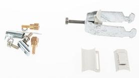 Внешний фиксатор кабеля С-типа для шкафа FIST™ GR2/3 для 2 кабелей диаметром 12-16 mm
