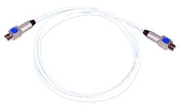 Экранированный коммутационный шнур AMPTWIST-7aS/AMP-TWIST-7aS, кол-во пар: 4, Cat.7a, оболочка: LSZH, цвет: белый, -40-+85 град., длина м: 1