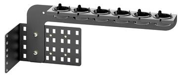 Кронштейн для фиксации кабелей для EHD панелей с адаптером ввода кабелей
