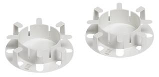 Барабаны для оптического волокна с фиксацией на клейкой ленте для панелей серии 600G2 и RedyLine высотой 1RU и 2RU