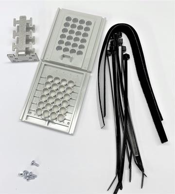 Комплект для герметизации кабельного ввода в бокс BUDI до 24 кабелей диаметром до 7 мм