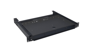 Коммутационная панель серии AGILE выдвижная с пластиковой крышкой, до 4 модулей G2 или адаптеров, до 48 LC Duplex или 32 MPO портов
