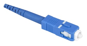 Бесклеевоё разъём Qwik-Fuse, Интерфейс: SC, Волокно: SM-UPC, на волокно 250µm/900µm, цвет: Синий, уп-ка: 12