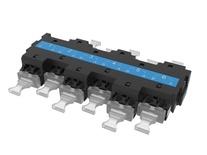 Адаптерная планка CHD OS2 6xLC Duplex, Цвет: синий