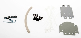 FIST™ Universal Side Termination Kit, for Loose tube cable construction; up to 2 cables from top or bottom