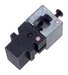 Обжимная матрица для 8-ми контактных модульных вилок. Розовая точка