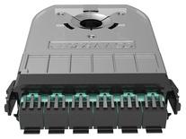 Кассета 360 G2 3хSC Duplex, ОМ4 LazrSPEED® 550, цвет: бирюзовый
