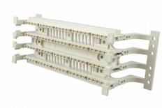 Кроссовая панель 110ХС с монтажными ножками, Количество пар: 100