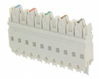 Соединительный блок 110XC, Количество пар: 5