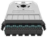 Кассета 360 G2 6хLC Duplex, iPatch Ready, OM4 LazrSPEED® 550, цвет: бирюзовый