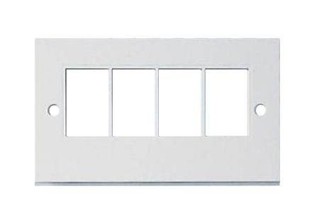 Рамка серии BS на 4 лицевых панели LJ6C (25х39)