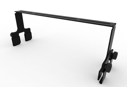 FiberGuide® 18in Horizontal Tool-less Bracket Kit for 4x12 and 4x18in Systems
