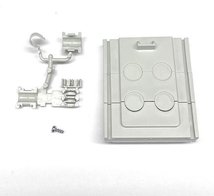 Комплект для герметизации кабельного ввода в бокс BUDI до 24 мини-брекаут кабелей диаметром до 8.2 мм