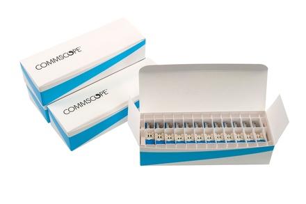 Гнездо RJ45 серии GigaSPEED X10D® MGS600, Cat.6A UTP, цвет: синий, эко уп-ка шт.: 24