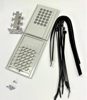 Комплект для герметизации кабельного ввода в бокс BUDI 24 кабелей диаметром до 7 mm