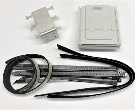 Комплект для герметизации кабельного ввода в бокс BUDI до 4 кабелей диаметром до 10 мм
