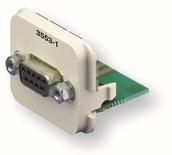 Адаптерная вставка AMP CO™ Plus с разъемом DB9
