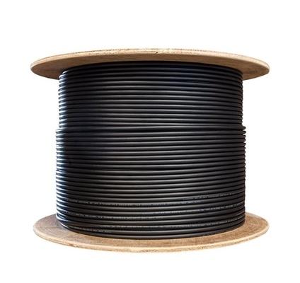 """Универсальный комбинированный кабель системы """"Powered Fiber Cable"""", 12 волокон OS2 + 2 медных жилы 16AWG, -40 - +70 град. С"""