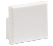 Заглушка порта для розеток M-серии M21A, цвет: белый