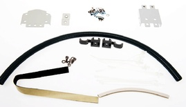 FIST™ Universal Side Termination Kit, Loose tube cable construction; 2 cables from top or bottom