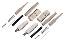 Бесклеевой соединитель LightCrimp Plus SC Duplex, Тип волокна: 50/125 мкм