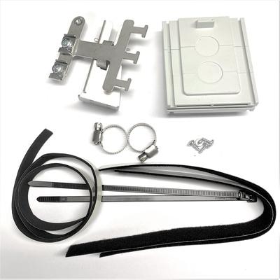 Комплект для герметизации кабельного ввода в бокс BUDI до 2 кабелей диаметром до 20 мм