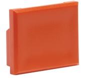 Заглушка порта для розеток M-серии M21A, цвет: оранжевый