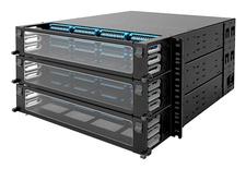 Панель под сварку UDS 36 модулей UDS по 12 Duplex LC UPC ULL, Метод: А, Высота: 2RU, цвет: чёрный