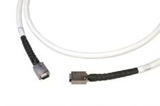 Экранированная Претерминированный кабель MRJ21™/MRJ21™ 180 град. 1G, изоляция: LSZH, проводники: solid, длина м: 1