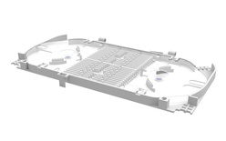 Поддон для установки до 48 сплайсов под сварку (Splice Tray) для панелей AGILE